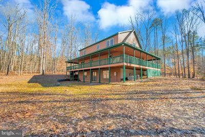 Bumpass Single Family Home For Sale: 1875 Bethany Church Road