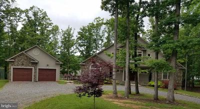Bumpass Single Family Home For Sale: 204 Blue Sky Way
