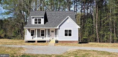 Bumpass Single Family Home For Sale: 65 Hopeful Church Lane