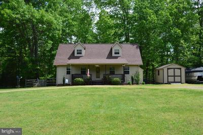 Louisa County Single Family Home For Sale: 344 Windwood Coves Boulevard