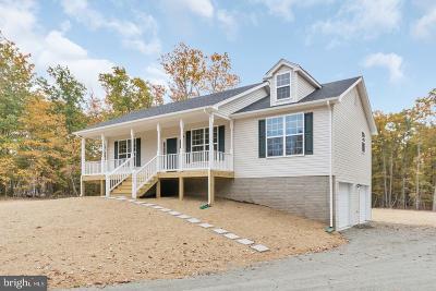 Louisa Single Family Home For Sale: 942 Bibbs Store Road