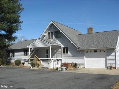 Bumpass Single Family Home For Sale: 737 Plum Tree Road