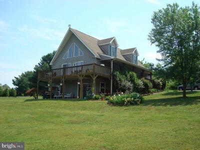 Louisa County Single Family Home For Sale: 946 Carrs Bridge Road