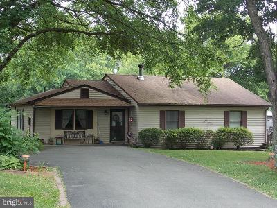 Louisa County Single Family Home For Sale: 151 Mulberry Meadow