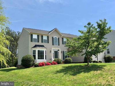 Louisa County Single Family Home For Sale: 84 Deer Run Drive