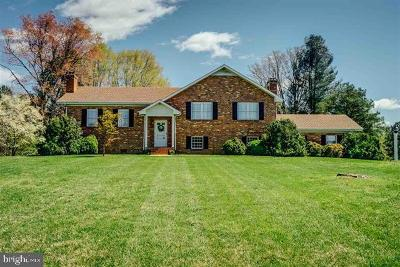 Louisa County Single Family Home For Sale: 11927 Jefferson Highway