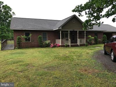 Bumpass Single Family Home For Sale: 67 Pleasant Landing Road