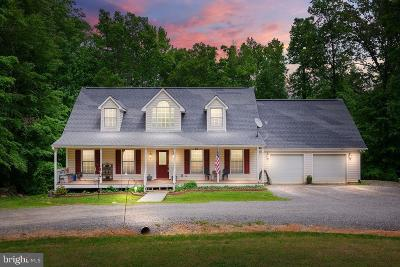 Louisa County Single Family Home For Sale: 184 Robbie Road