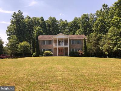Louisa County Single Family Home For Sale: 44 Covenant Way