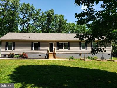 Louisa County Single Family Home For Sale: 873 Audreys Lane