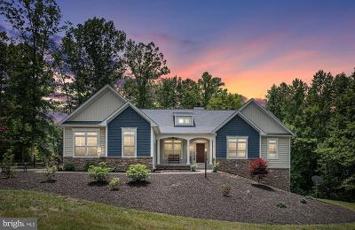Louisa County Single Family Home For Sale: 172 Acorn Dr
