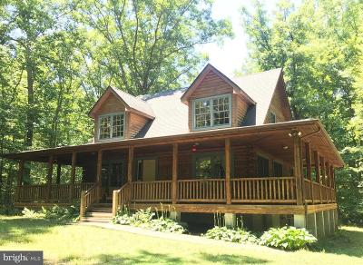 Bumpass Single Family Home For Sale: 17 Fox Run Forest Lane