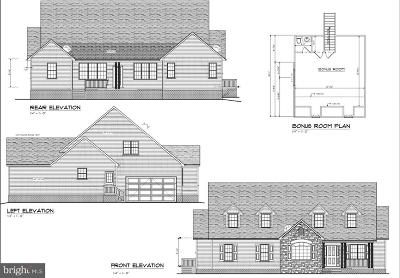 Louisa County Single Family Home For Sale: Lot 16 Fox Run Forest Lane
