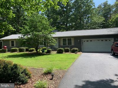 Louisa County Single Family Home For Sale: 902 S Bluewater Boulevard