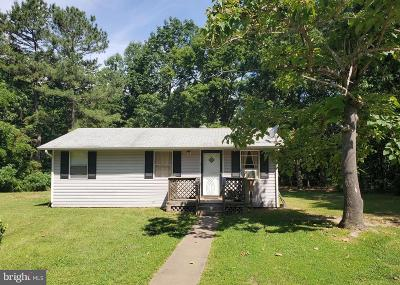 Louisa County Single Family Home Under Contract: 1559 Johnson Road
