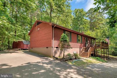 Louisa County Single Family Home For Sale: 18 Laurel Drive