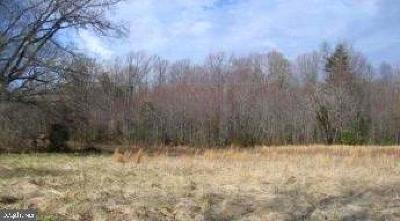 Louisa County Residential Lots & Land For Sale: 1737 Bumpass Road