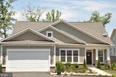 Louisa County Single Family Home For Sale: Lot 42 Sunset Loop