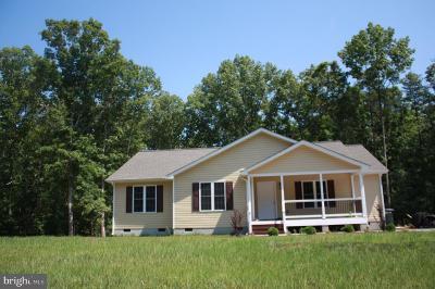 Bumpass Single Family Home For Sale: 101 Winding Ridge Way
