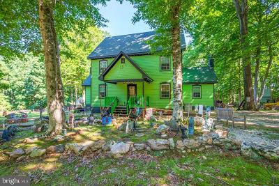 Louisa County Single Family Home For Sale: 4430 E Old Mountain Road