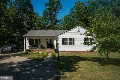 Bumpass Single Family Home Under Contract: 91 Christra Place