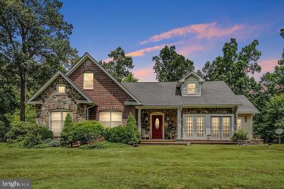 Louisa County Single Family Home For Sale: 785 Oak Grove Drive
