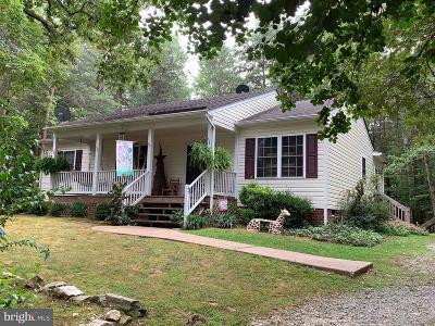 Bumpass Single Family Home For Sale: 47 Hillside Lane