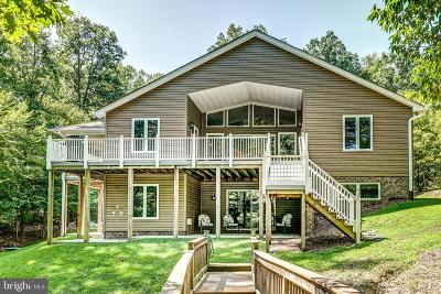 Louisa County Single Family Home For Sale: 2643 Hensley Road
