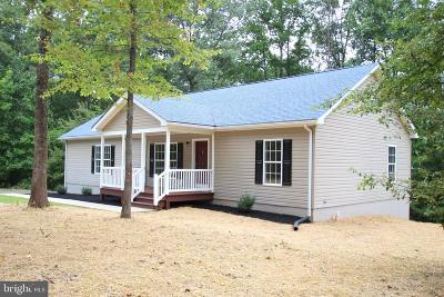 Louisa Single Family Home For Sale: 93 Evergreens Drive