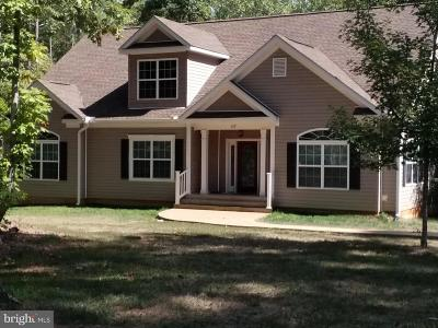 Louisa County Single Family Home For Sale: 157 Roderick Place