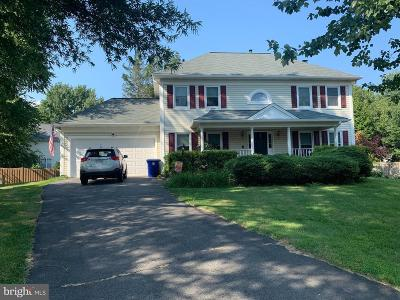 Leesburg Single Family Home For Sale: 412 Tearose Place SW