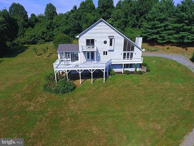 Leesburg Single Family Home For Sale: 13723 James Monroe Highway