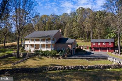Purcellville Farm For Sale: 12717 Harpers Ferry Road