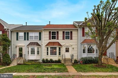 Ashburn Townhouse For Sale: 43536 Blacksmith Square