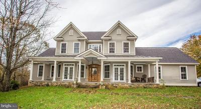 Purcellville Single Family Home For Sale: 36811 Snickersville Turnpike
