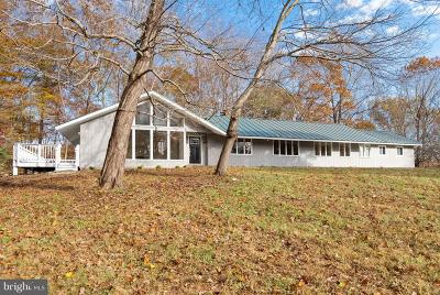 Middleburg Single Family Home Under Contract: 21951 Wainway Lane