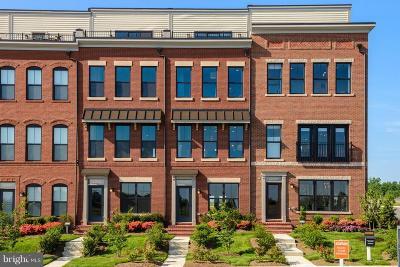 Brambleton Townhouse For Sale: 22992 Lavallette Square