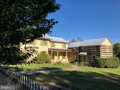 Purcellville Rental For Rent: 36974 North Fork Road