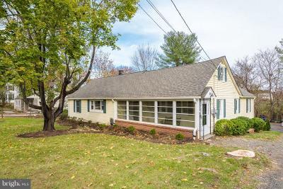 Hamilton Single Family Home For Sale: 17350 Hamilton Station Road
