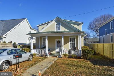 Middleburg Single Family Home For Sale: 107 Walnut Street