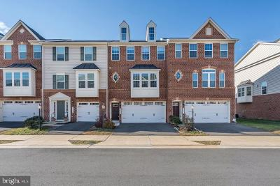 Aldie Townhouse For Sale: 25795 Double Bridle Terrace