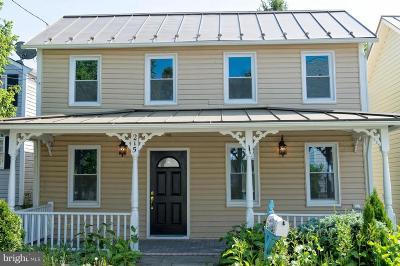 Leesburg Rental For Rent: 215 Royal Street SE