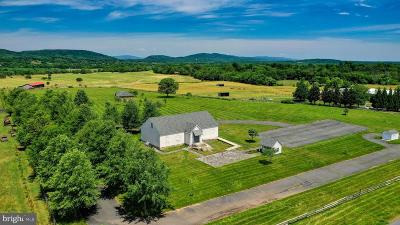 Loudoun County Single Family Home For Sale: 42692 Lucketts Road