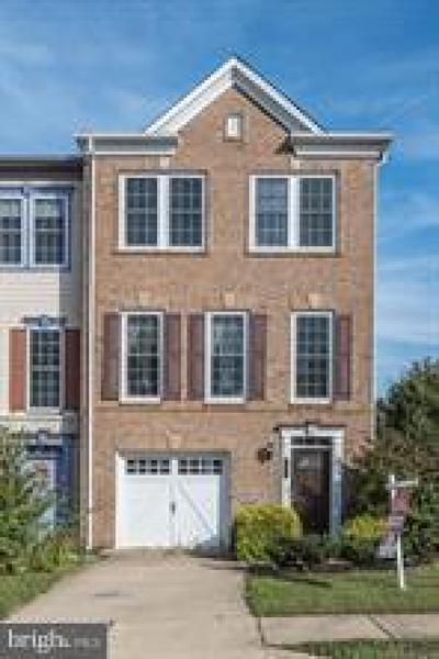 Leesburg Townhouse Active Under Contract: 241 Star Violet Terrace