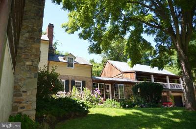 Purcellville Rental For Rent: 36155 Chamblin Mill Lane