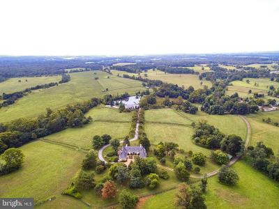 Upperville VA Single Family Home For Sale: $6,500,000