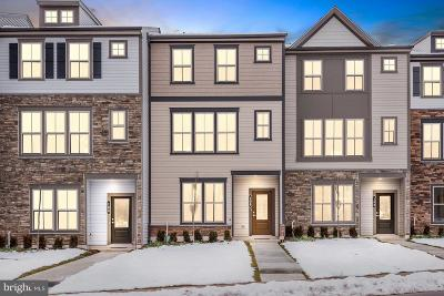 Leesburg Townhouse For Sale: 106 Tolocka Terrace NE