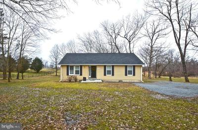 Middleburg Single Family Home For Sale: 22245 Newlin Mill Road