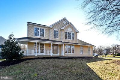 Leesburg Single Family Home Under Contract: 102 Elkridge Way NE