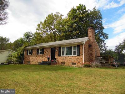 Purcellville Single Family Home For Sale: 301 S 26th Street